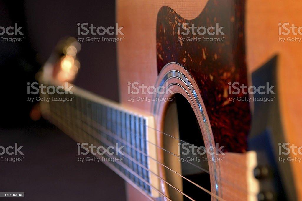 Soulful Sound stock photo