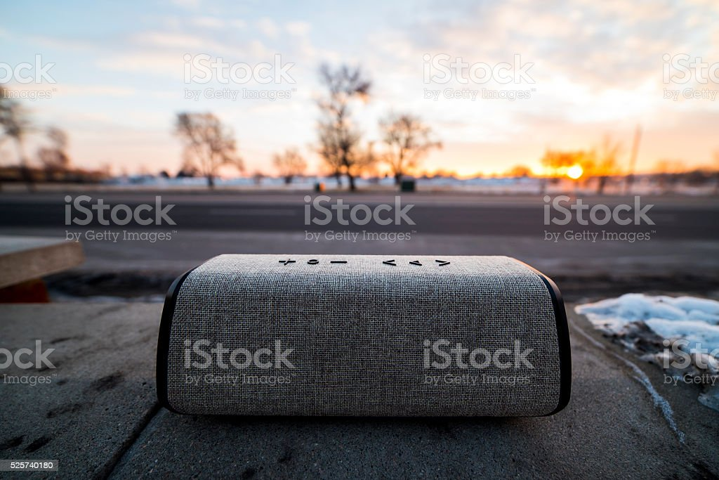 Sound of the Streets stock photo