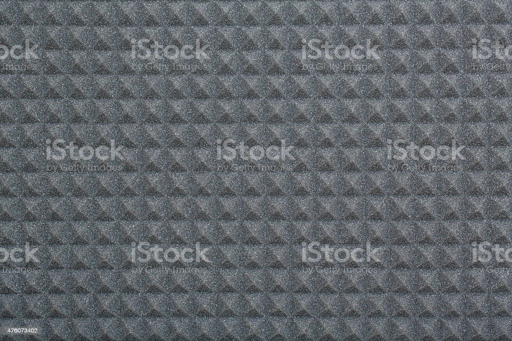 Sound sponge stock photo
