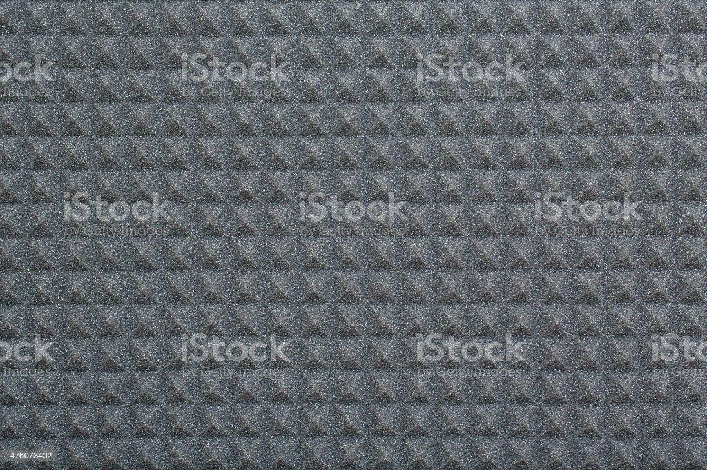 Sound sponge stock photo