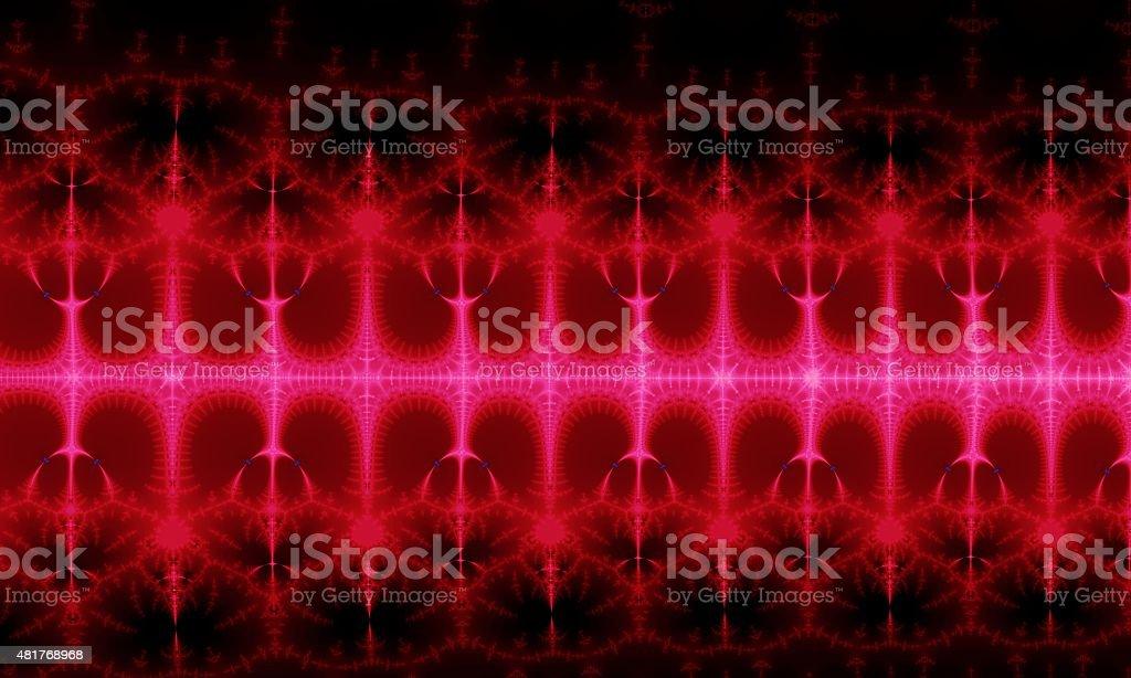 Sound wave_4 stock photo