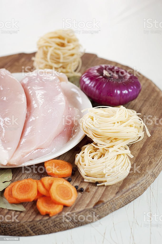 soup ingredients royalty-free stock photo