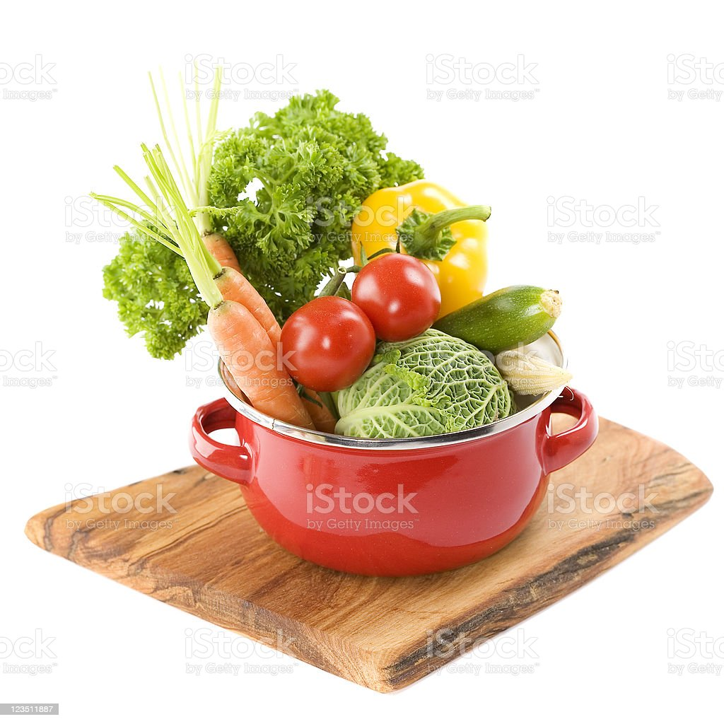 soup time royalty-free stock photo