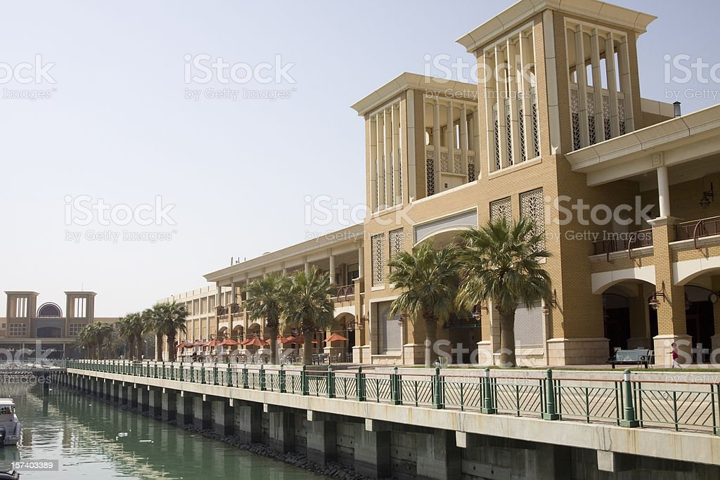 Souq Sharq stock photo