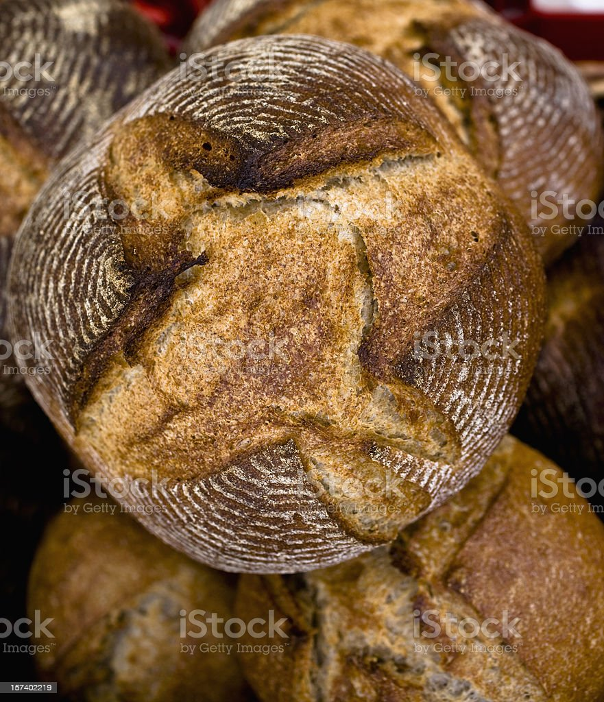 Sour Dough bread royalty-free stock photo
