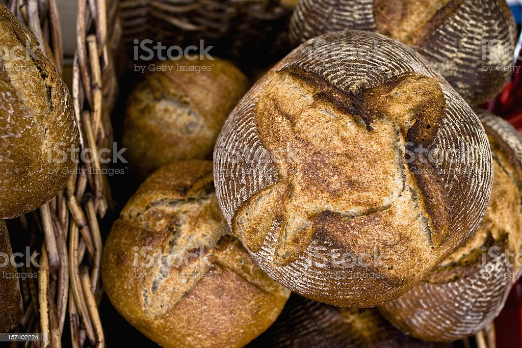 Sour Dough bread stock photo
