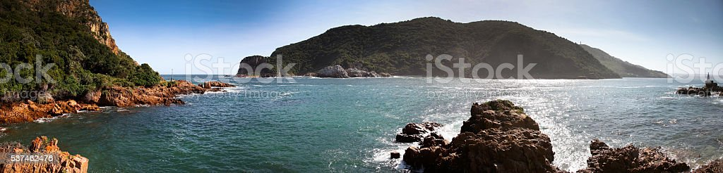 South Africa and landscapes stock photo