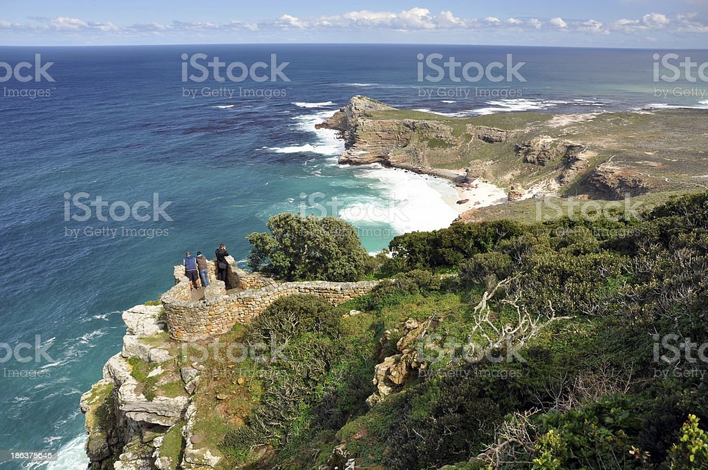South Africa. Cape of Good Hope National Park stock photo
