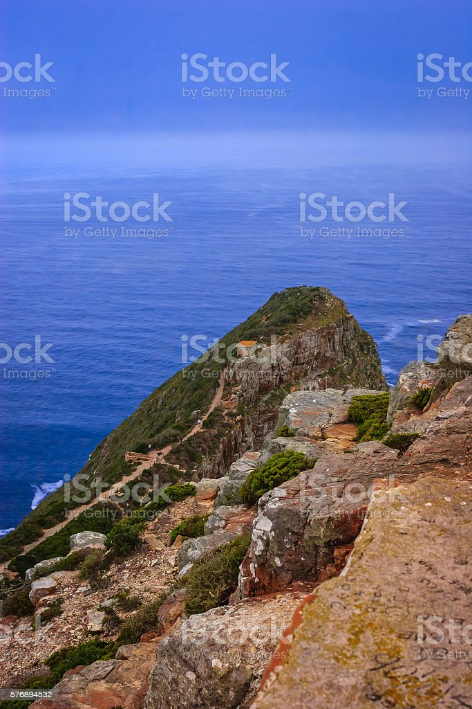 South Africa - Cape Point, Western Cape Province stock photo