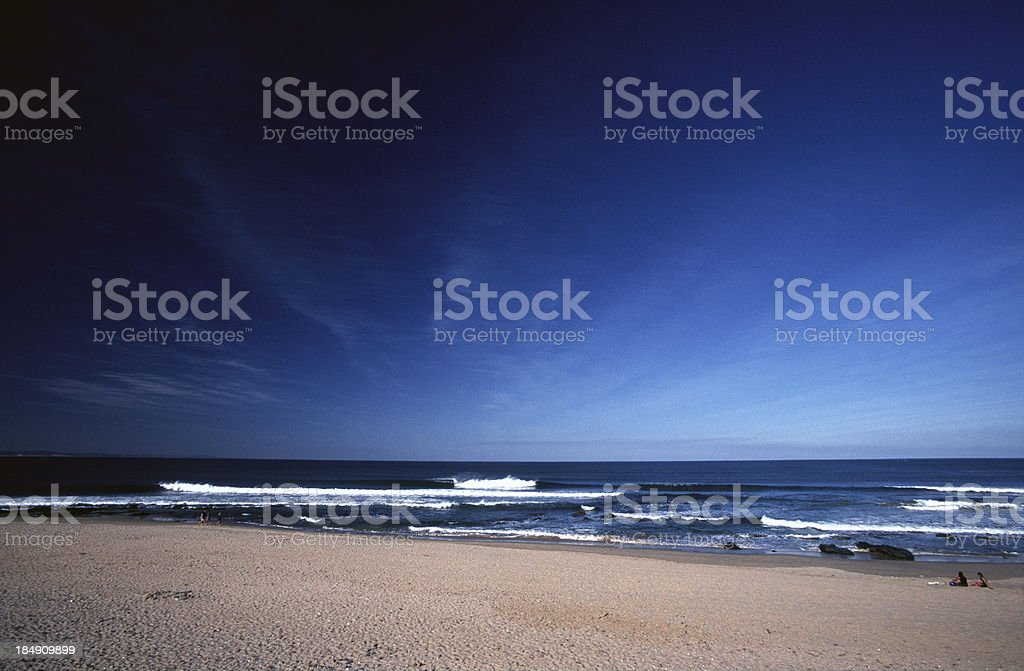 South Africa, Eastern Cape Province, Jeffrey's Bay. stock photo