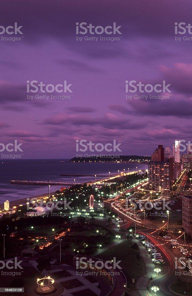 South Africa, KwaZulu-Natal Province, Durban. stock photo