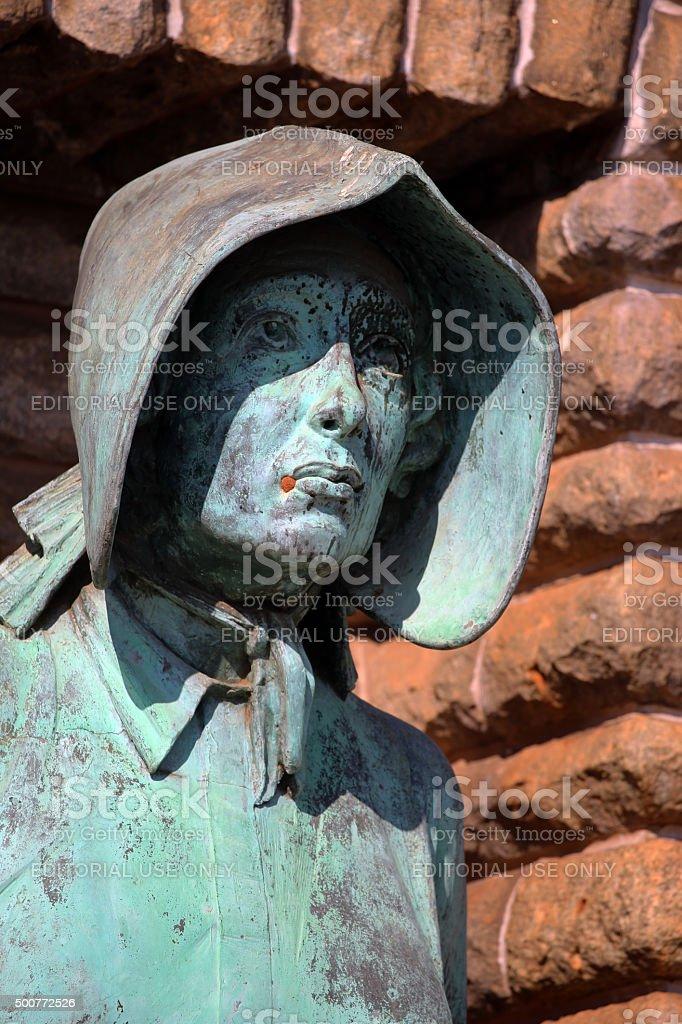 South Africa: Voortrekker Monument in Pretoria stock photo