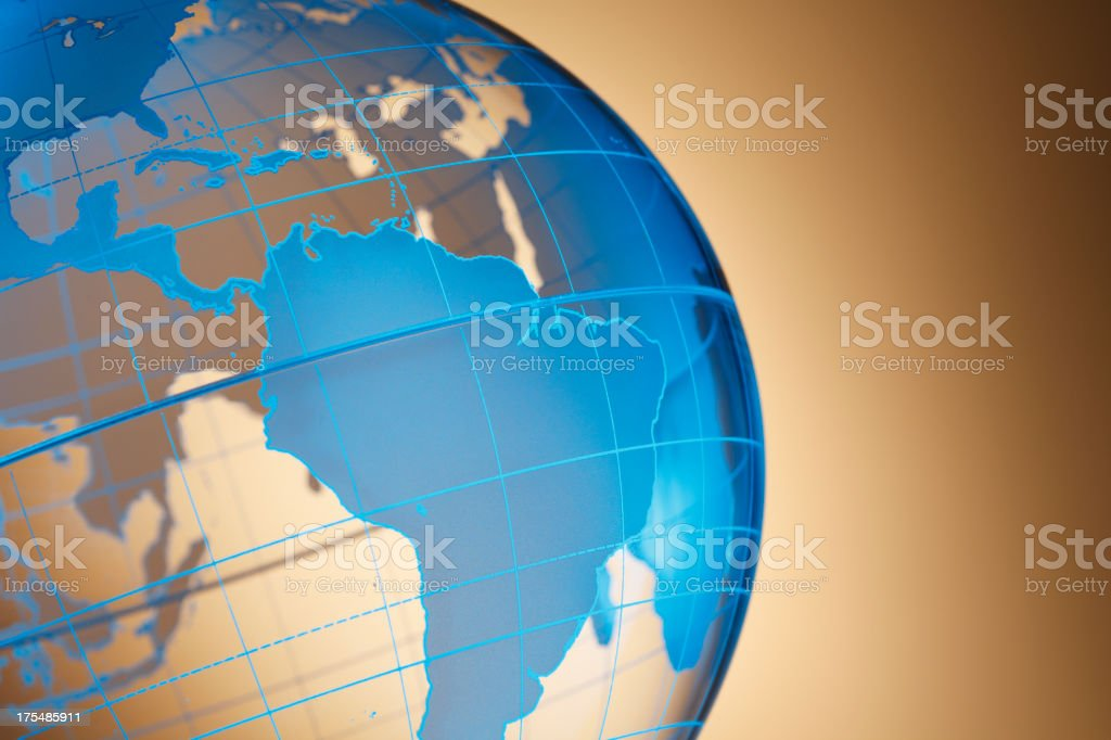 South America stock photo