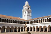 South America, University