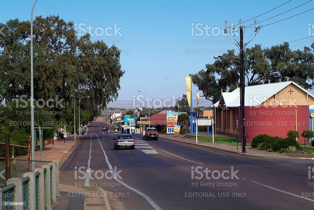 South Australia, Port Augusta stock photo