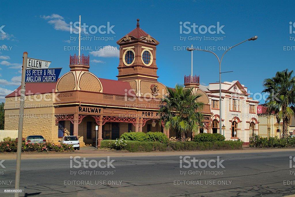 South Australia, Port Pirie stock photo