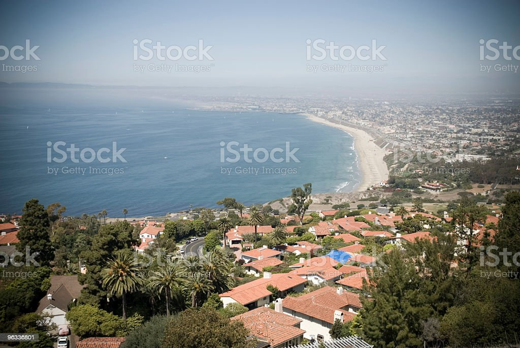 South Bay stock photo