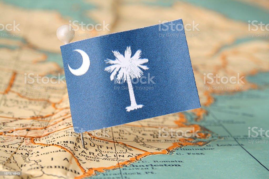 South Carolina royalty-free stock photo
