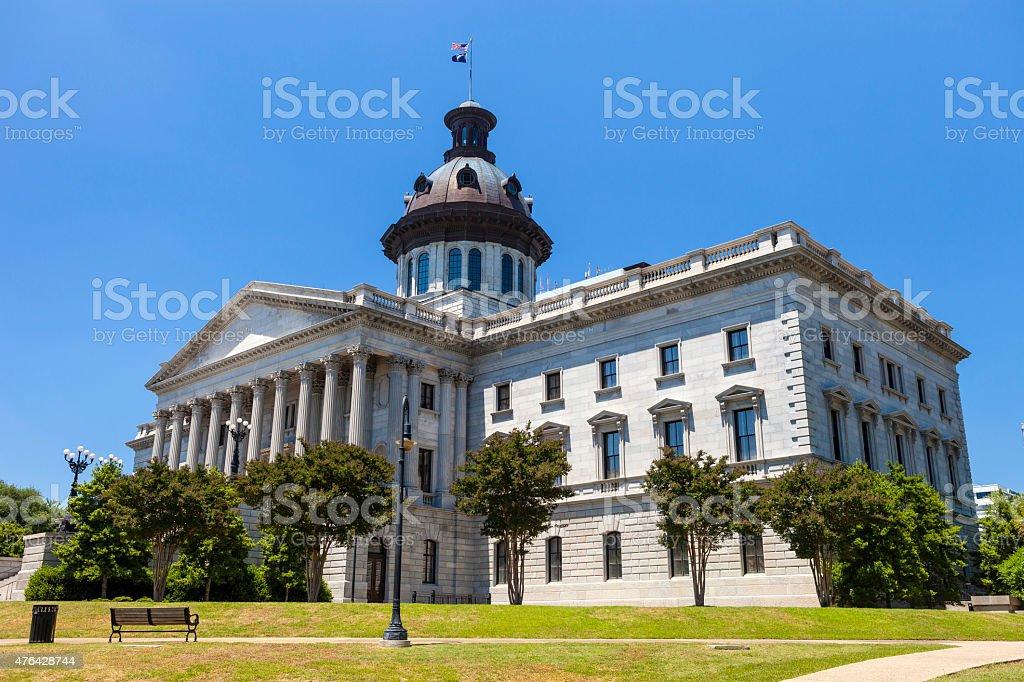 South Carolina State House - South Carolina, USA stock photo