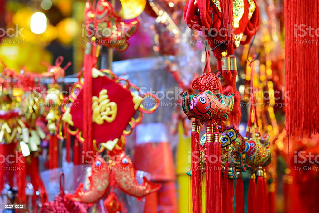 South East Asia, lucky charm stock photo