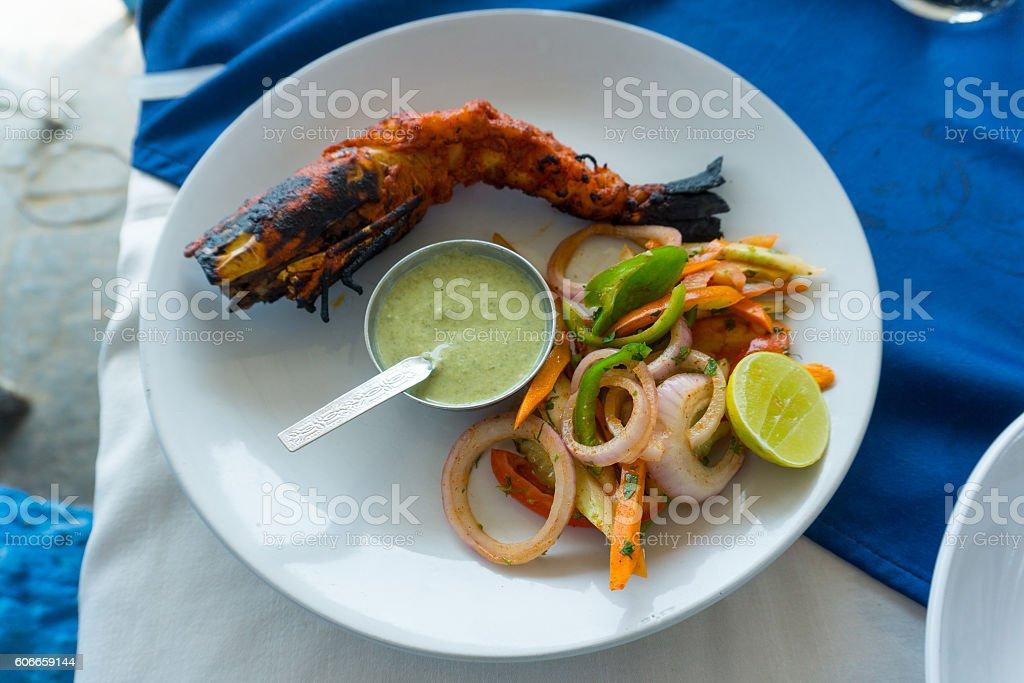 South Goa, India stock photo