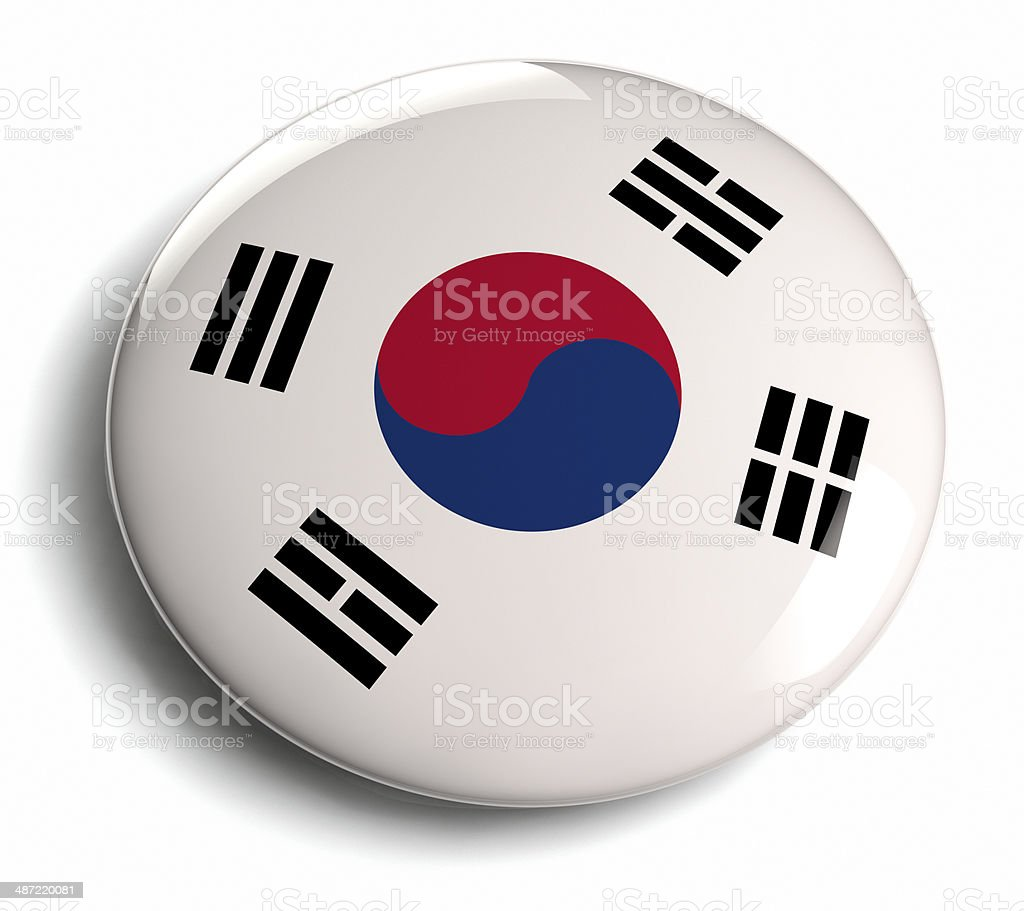South Korea royalty-free stock photo