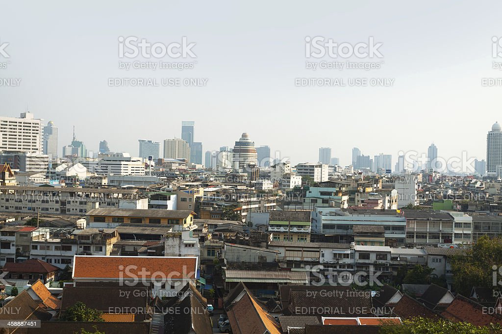 South of Bangkok royalty-free stock photo
