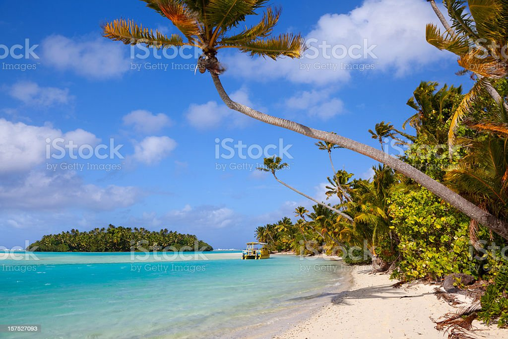 South Pacific Dream royalty-free stock photo
