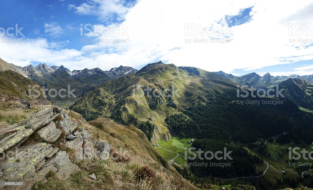 Alto adige stock photo