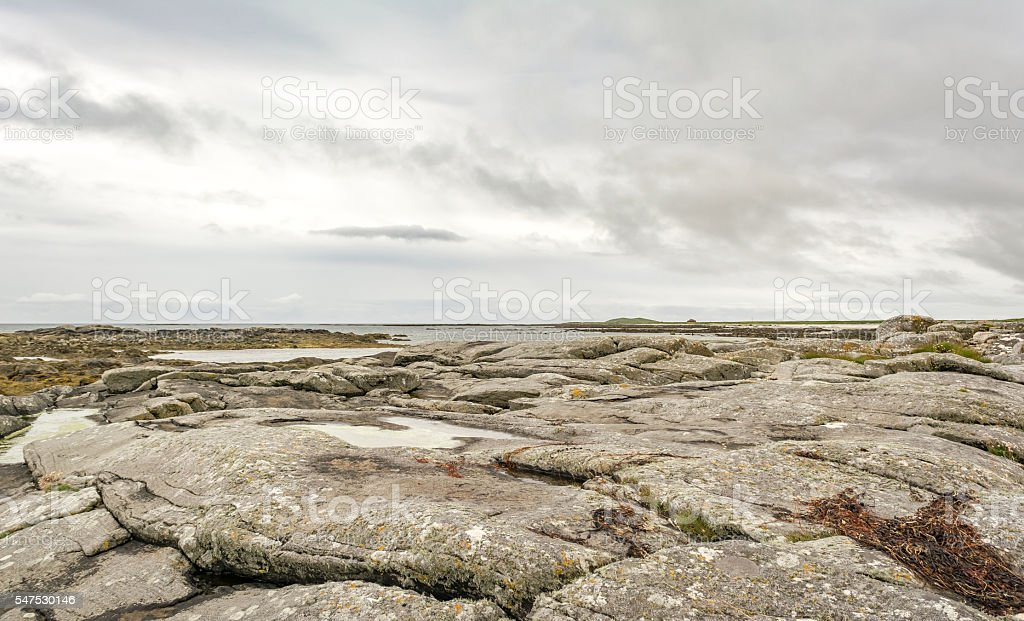 South Uist, The Outer Hebrides, Scotland stock photo