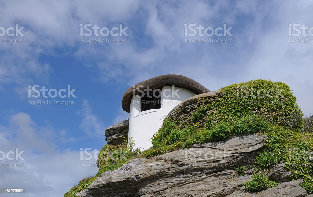 South West Coastal Path, South Devon, England, UK stock photo