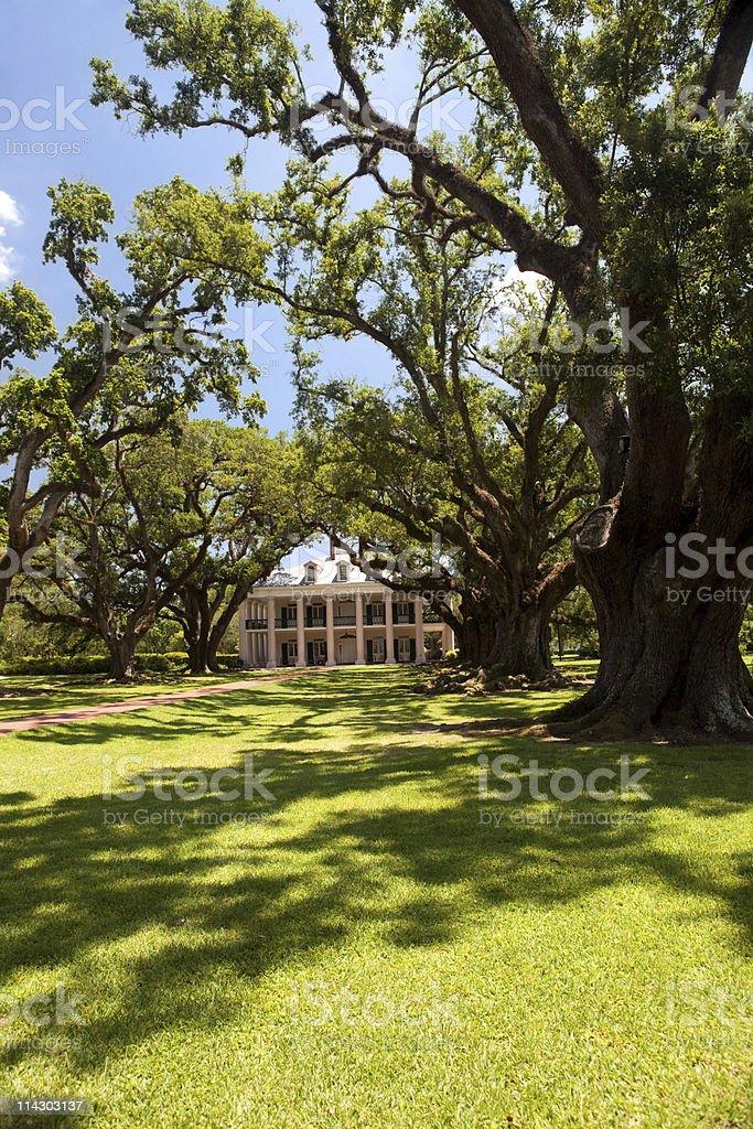 Southern Estate stock photo