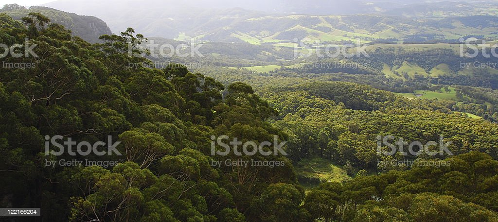 Southern Highlands New South Wales, Australia royalty-free stock photo