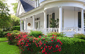 Southern Home with porch