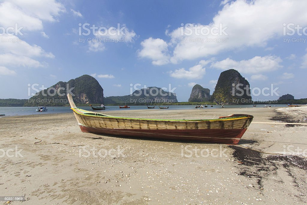 Southern Thailand royalty-free stock photo