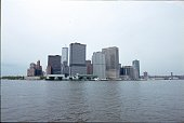 N.Y.C., southern tip of Manhattan, 1978