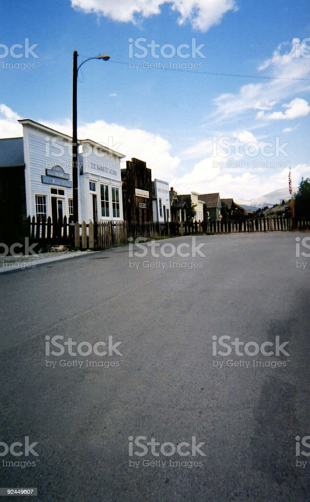 SouthPark Colorado stock photo