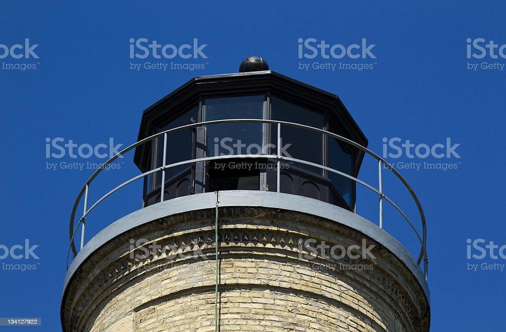 Southport Lighthouse stock photo