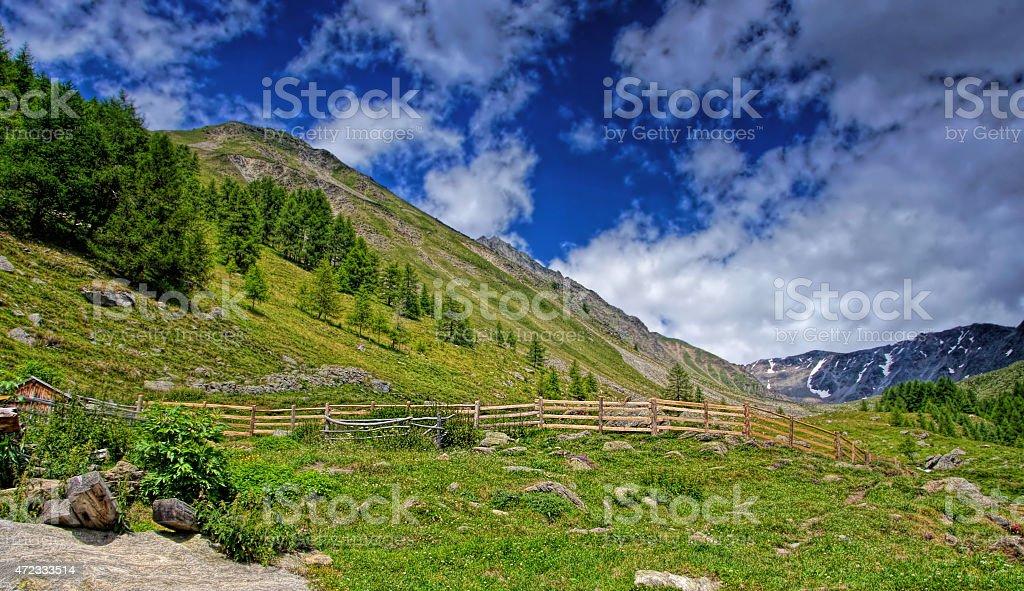 South-Tirol stock photo