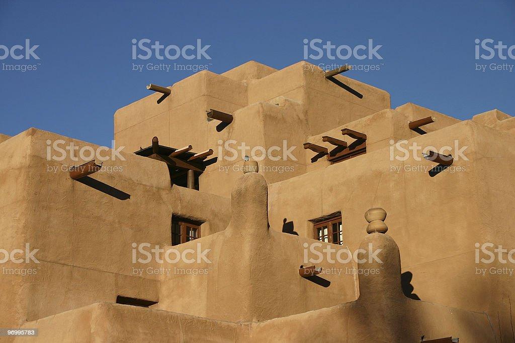 southwest architecture #4 stock photo