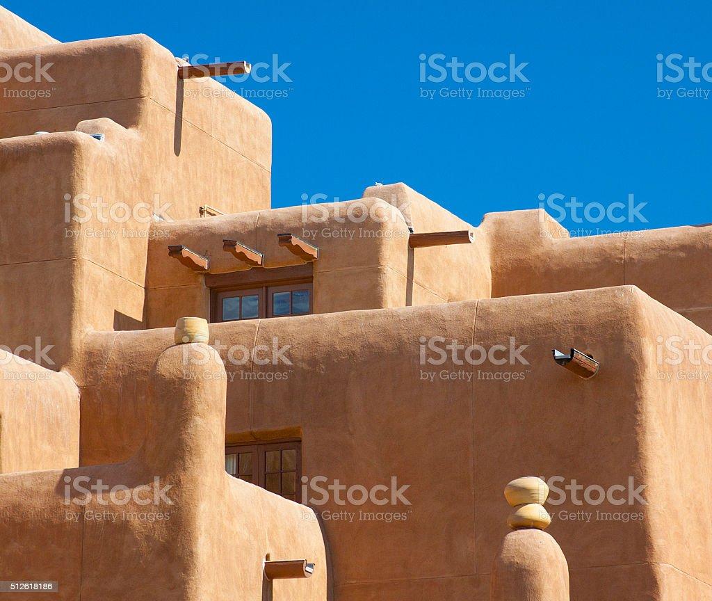 southwest architecture - Stock image stock photo