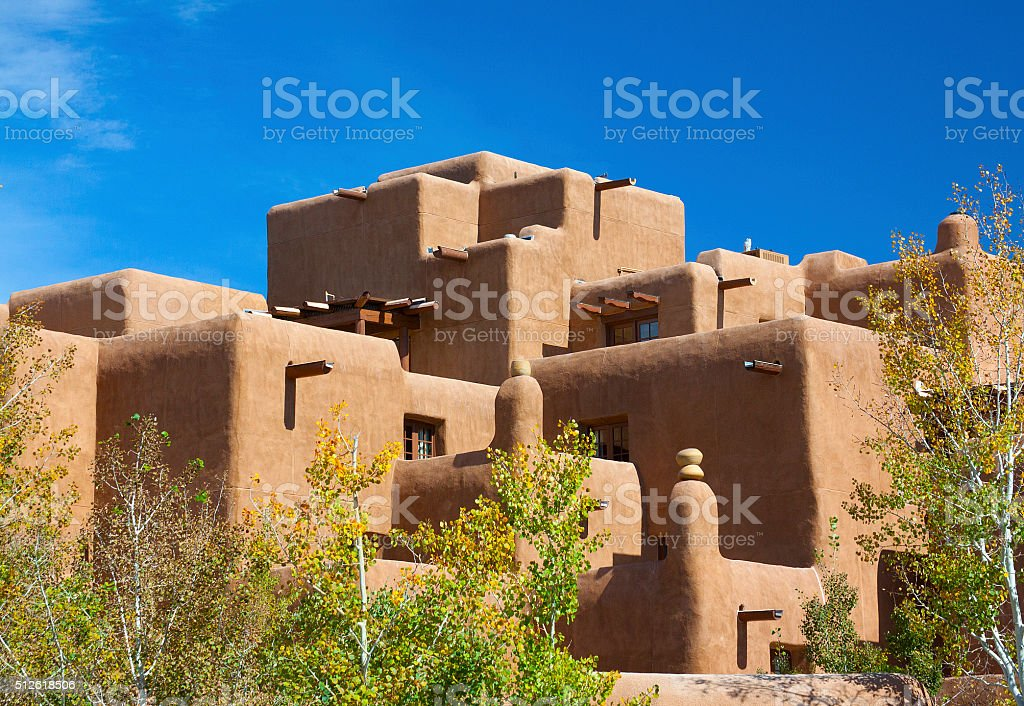 southwest architecture - Stock image stock photo