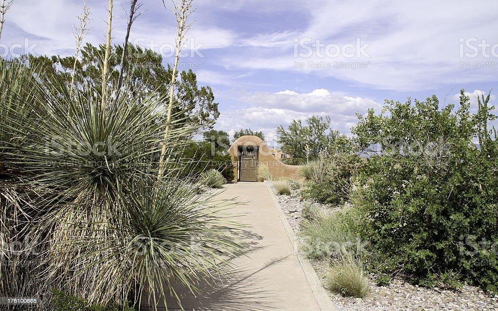 Southwest Entrance stock photo