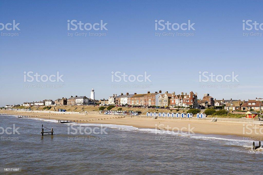 Southwold, Suffolk, England stock photo
