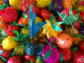 Souvenir colorful beautiful
