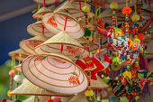Souvenir of Vietnam, miniature conical hats