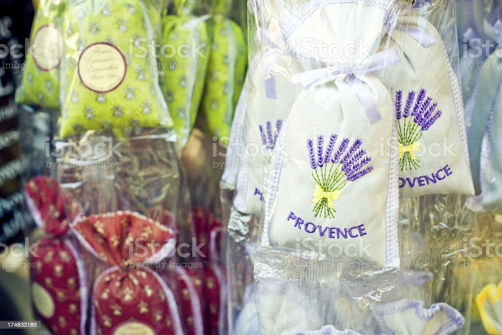 Souvenirs from Provence,France royalty-free stock photo