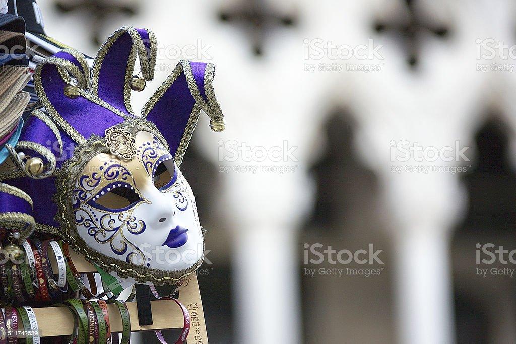 Souvenirs of Venice stock photo