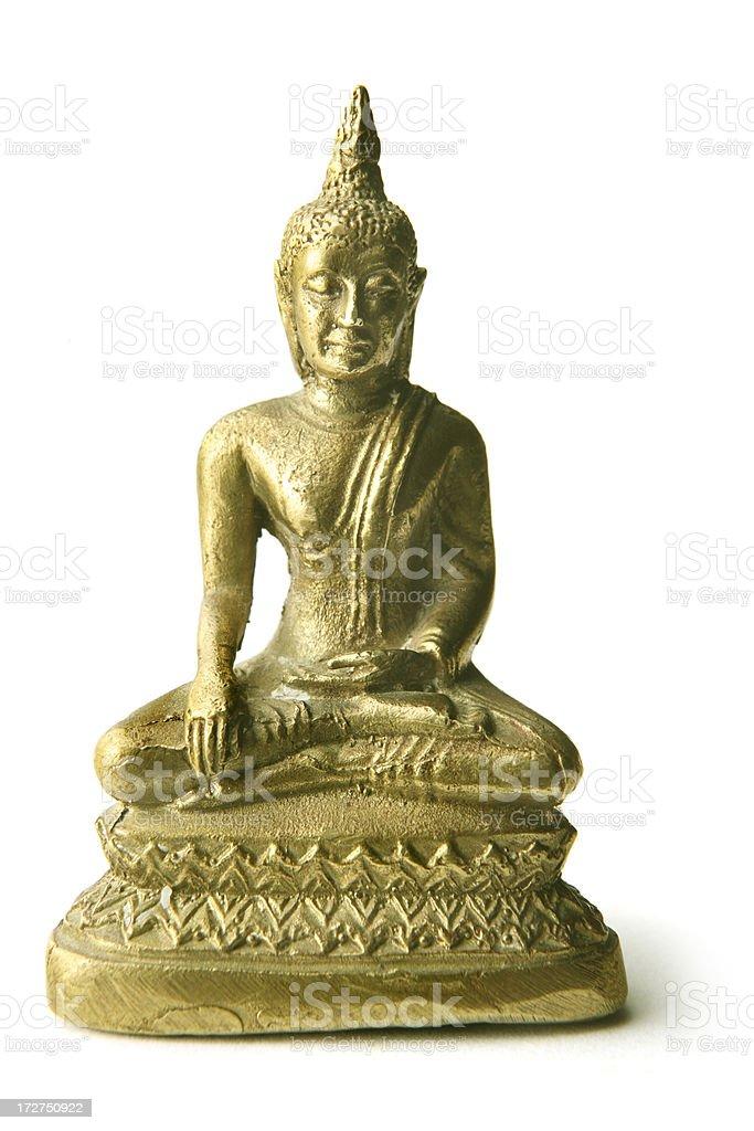 Souvenirs: Thai Buddha stock photo