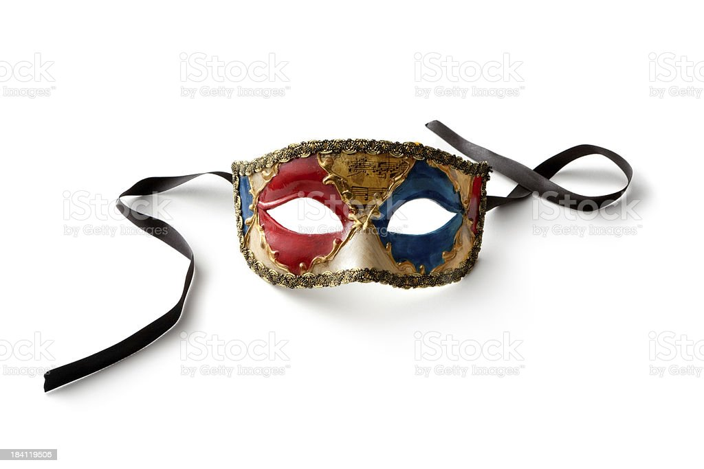 Souvenirs: Venetian Mask stock photo
